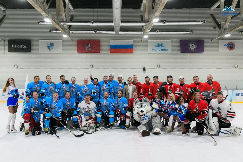 Финальные игры «Летнего Кубка Морозово 2018» (часть 2)