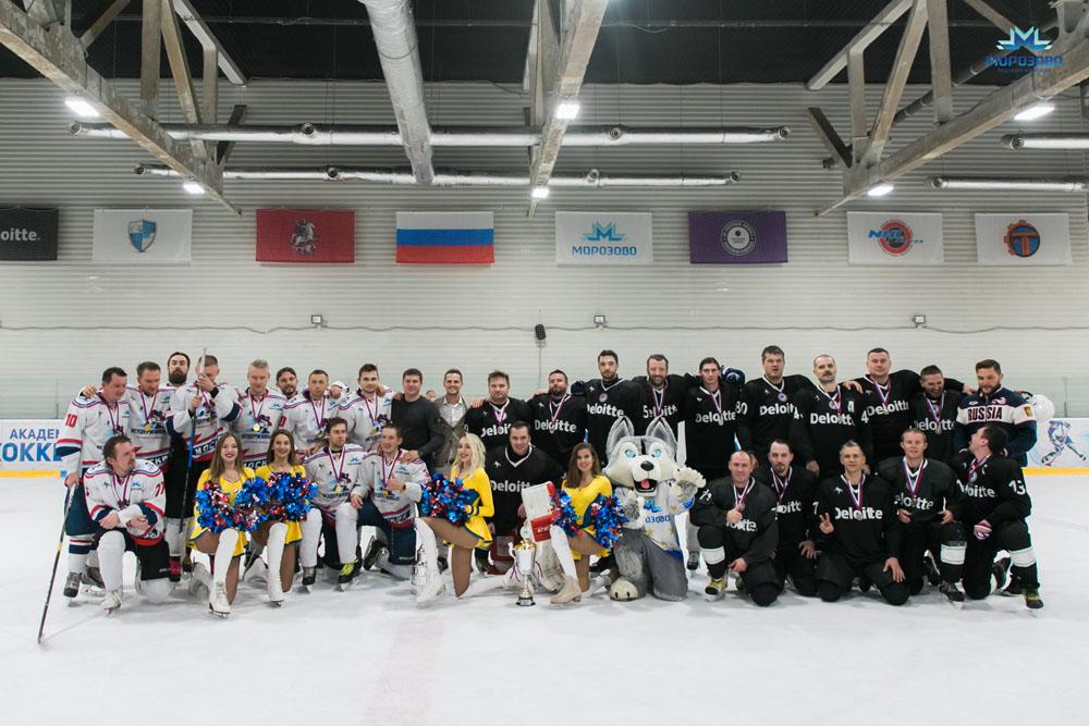 Финальные игры «Летнего Кубка Морозово 2018» (часть 3)