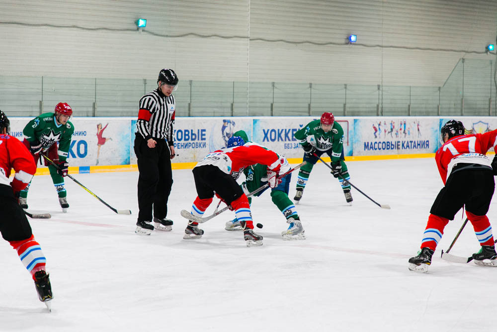 «Матч всех звезд» Чемпионата Морозово 2019 (часть 2)