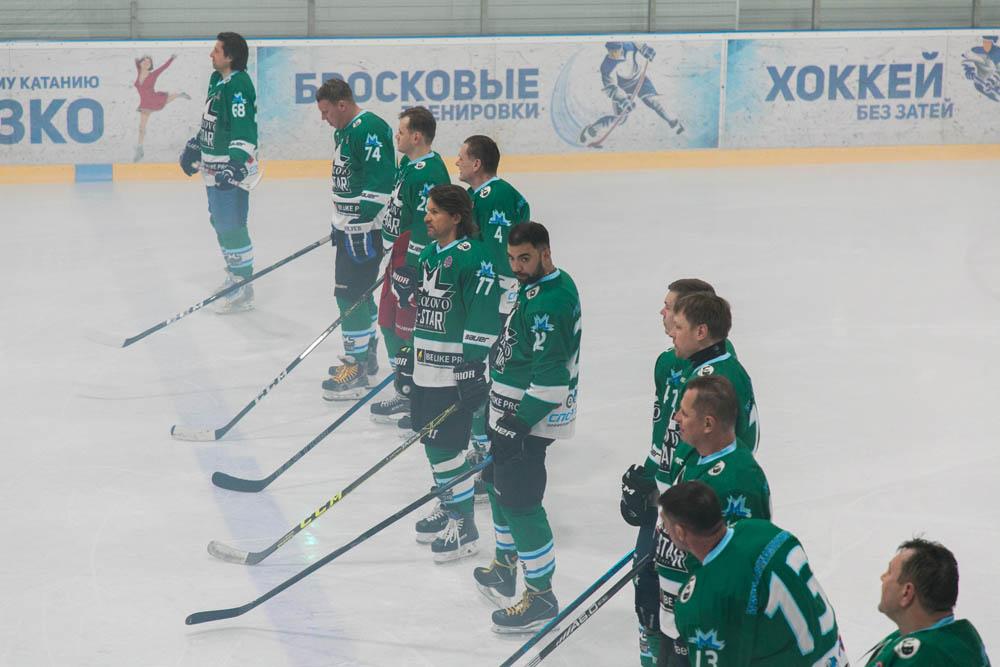 «Матч всех звезд» Чемпионата Морозово 2019 (часть 1)