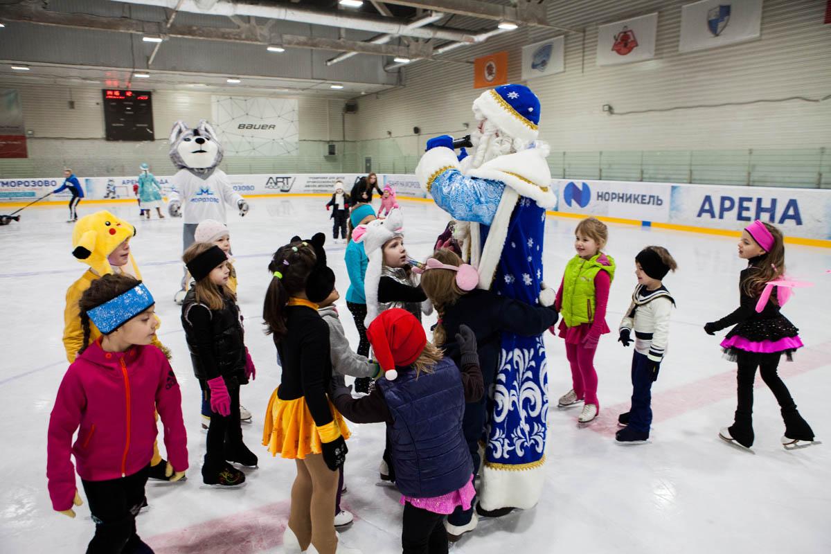 Детская елка в секции Морозко 2019 (часть 2)