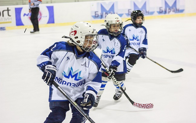 Детская секция по хоккею