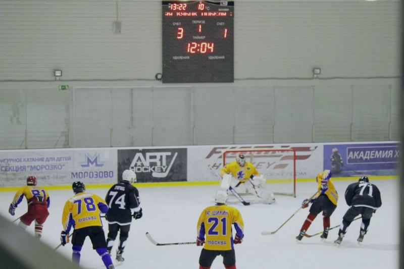 взрослые турниры по хоккею