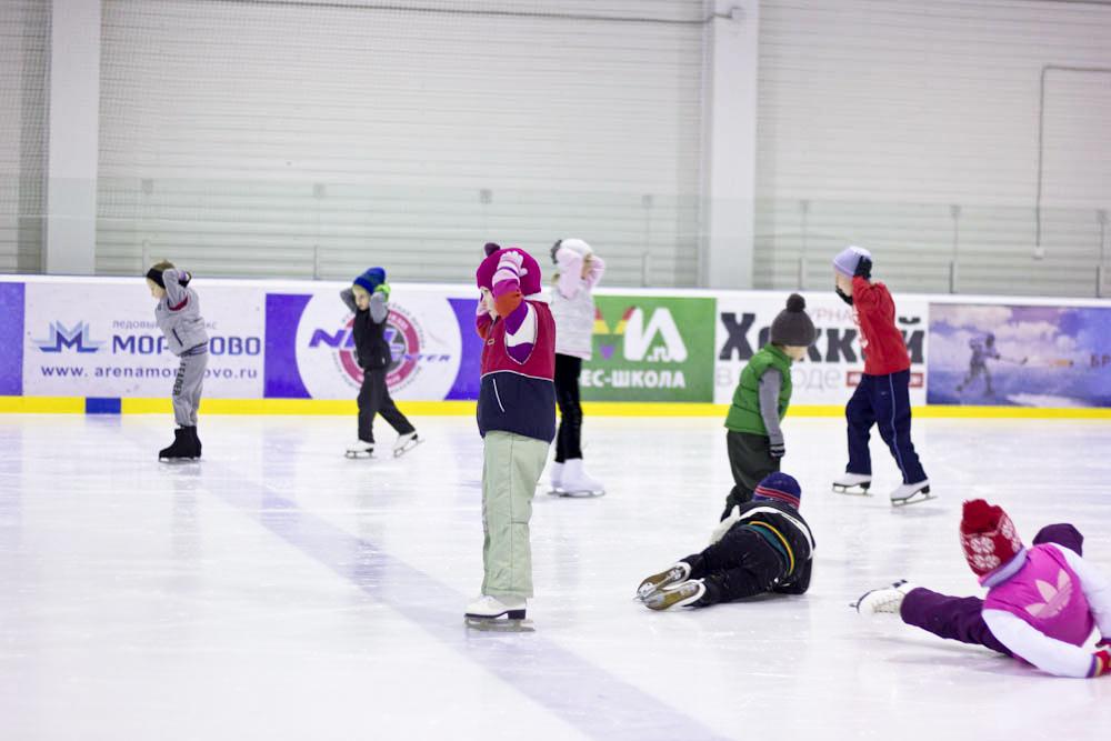 спортивно-оздоровительная секция по фигурному катанию для детей и взрослых2