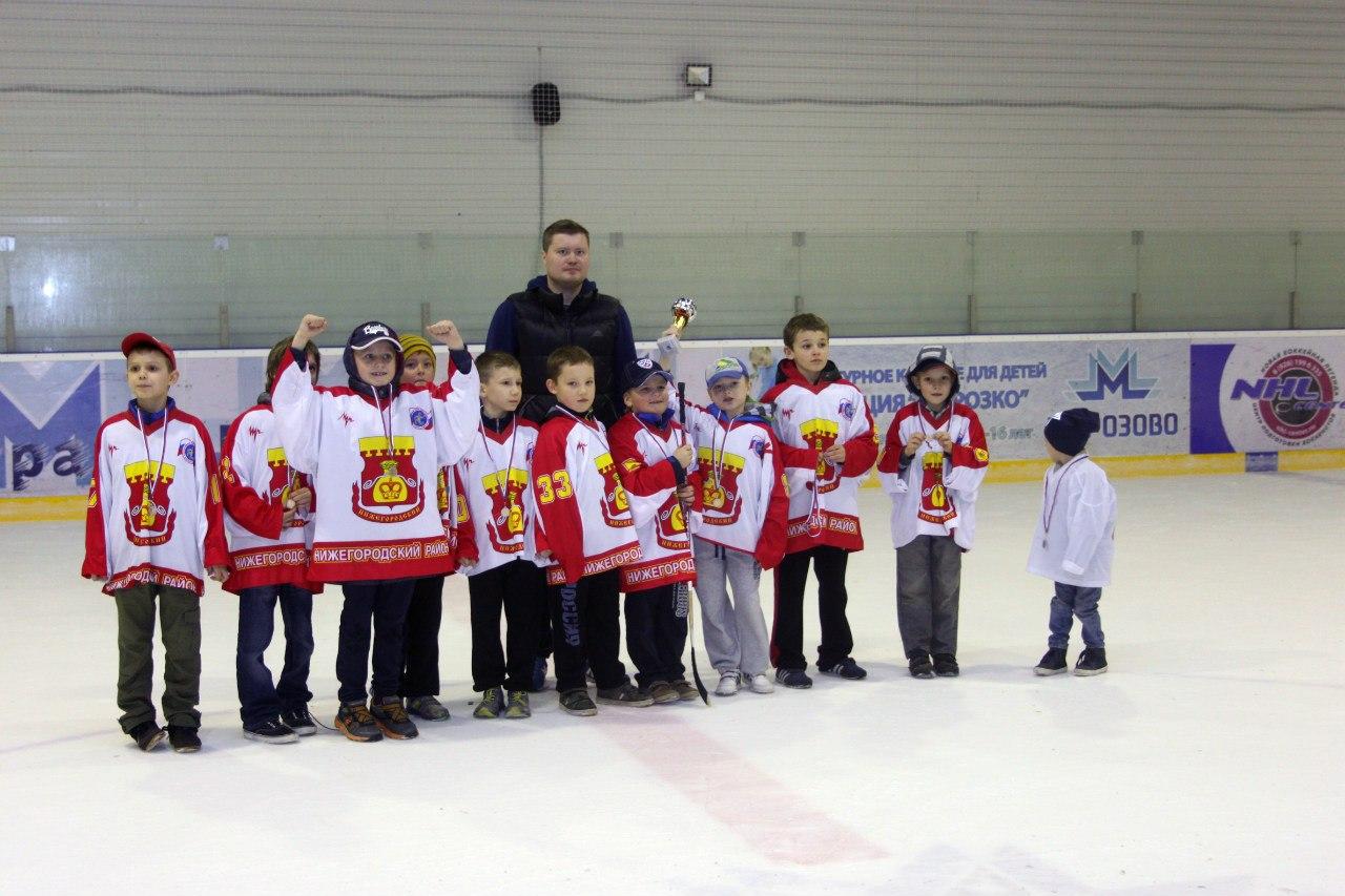 детские турниры по хоккею2