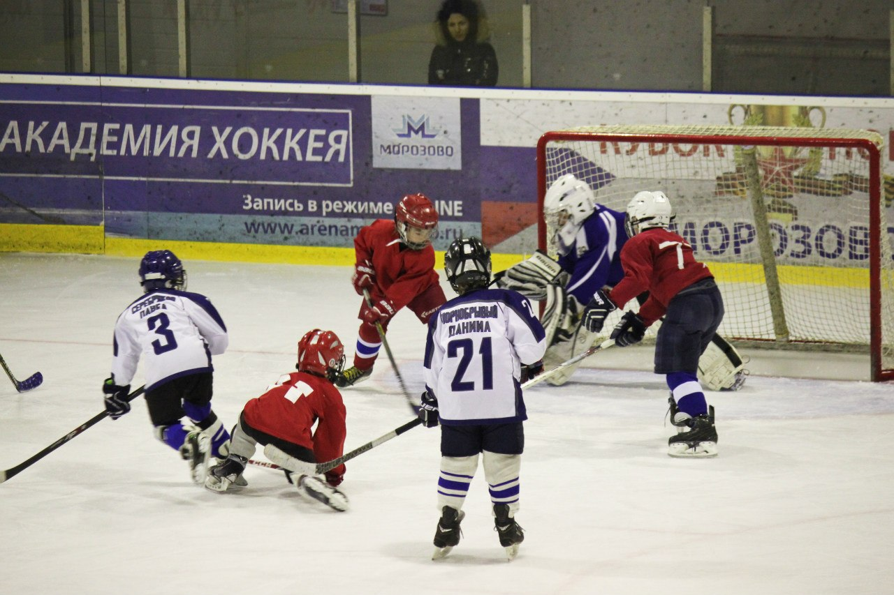 детские турниры по хоккею3